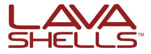lava shell logo